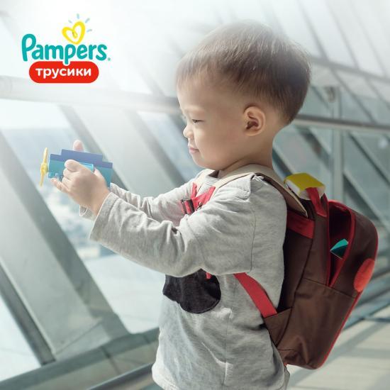 К путешествию с ребенком нужно