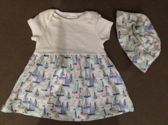 Платье и панамка Next Состояние