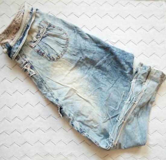 джинсы женские,мотняковые,с подвисоном,узкие