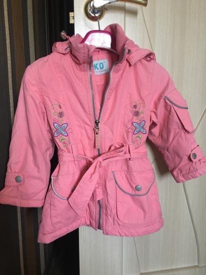 Куртка 86см, 350₽