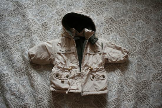 Курточка На осень или раннюю зиму.