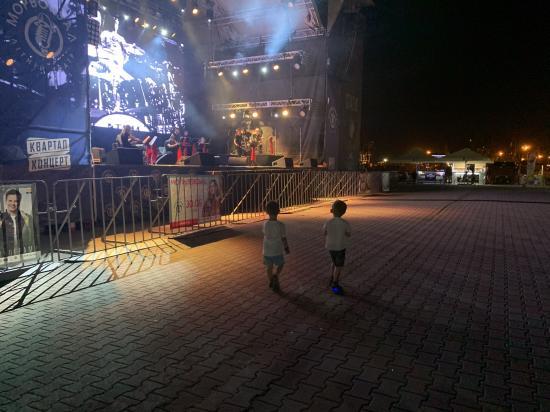 Дети и концерт ✅