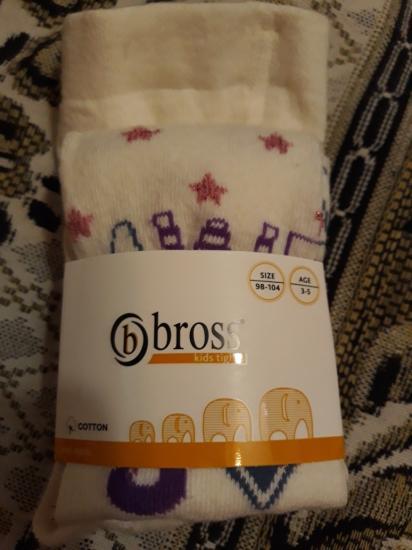 Новые детские колготки фирмы Bross