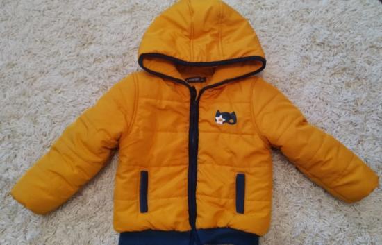 Осенняя курточка, 92-98см 450руб