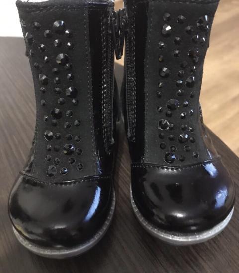 Демисезонные ботинки 21 размера