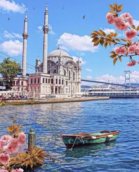 Стамбул. Кто ездил своим ходом?