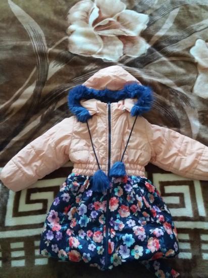 Продам дитячі зимові курточки.