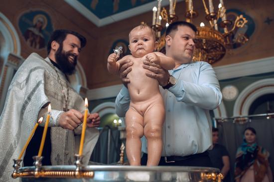 Фотограф на Крещение Уфа.