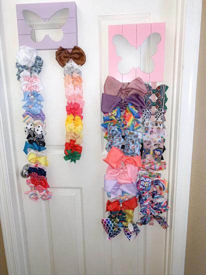 Finally organized the girls hit