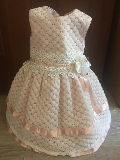 Продам платье 74-80р  Одевали 1