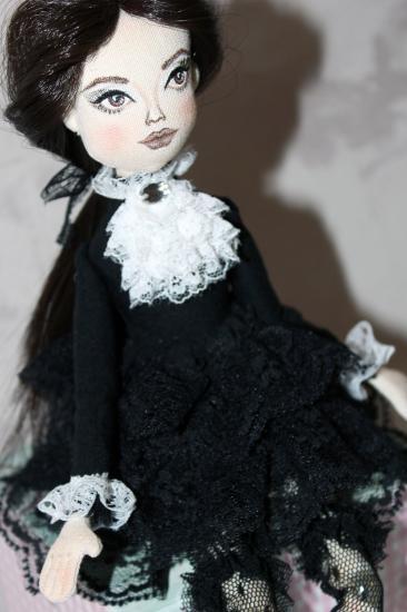 #творчество #хобби #кукла #подарок
