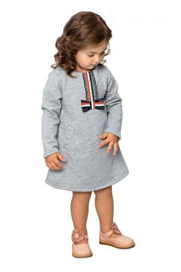 Платье,ткань фукра) Рост 92-116)