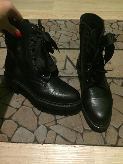 Съездила за ботинками , в итоге