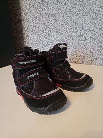 Ботиночки на мальчика фирмы Kangaroos Размер