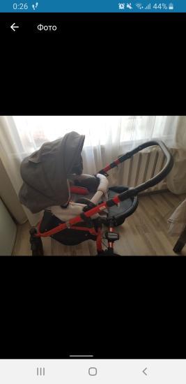Продаю польскую качественную коляску