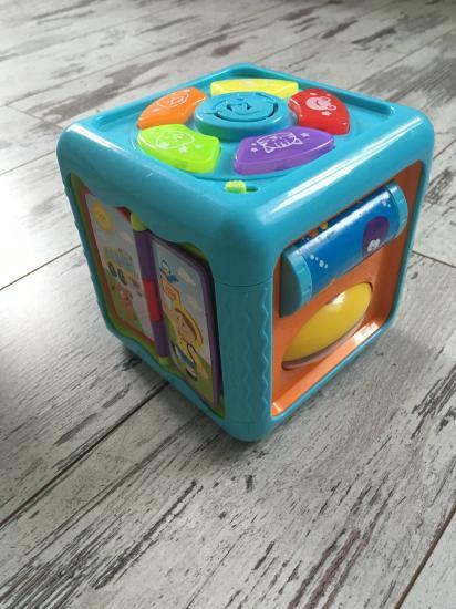 Продам развивающий куб из детского