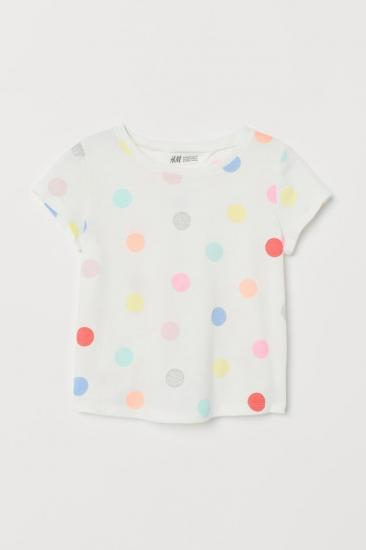 Пришла лишния футболочка H&M размер