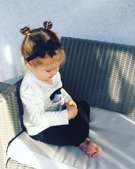 Малышка Ами😎💙  В ней столько любви