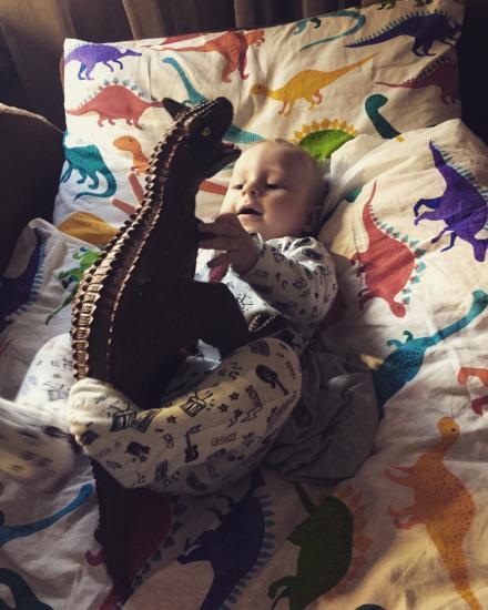 Когда игрушки брата больше чем