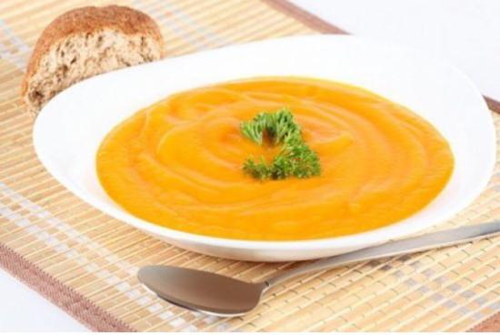 Пюре из моркови и цветной капусты😍  Такое
