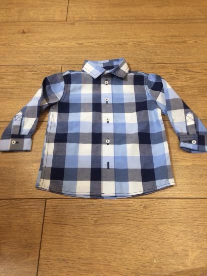 Рубашка новая рост 80 150 руб;