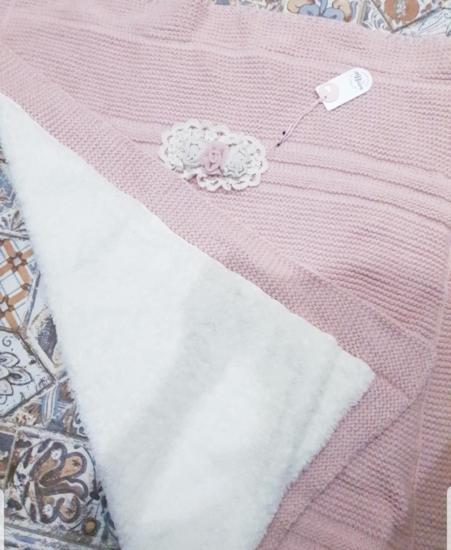 Новое одеяло для девочки и конверт