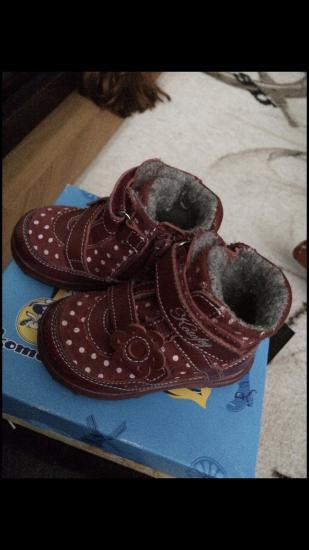 Ботинки на осень в идеально