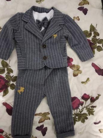Крутой костюм для маленького джентельмена