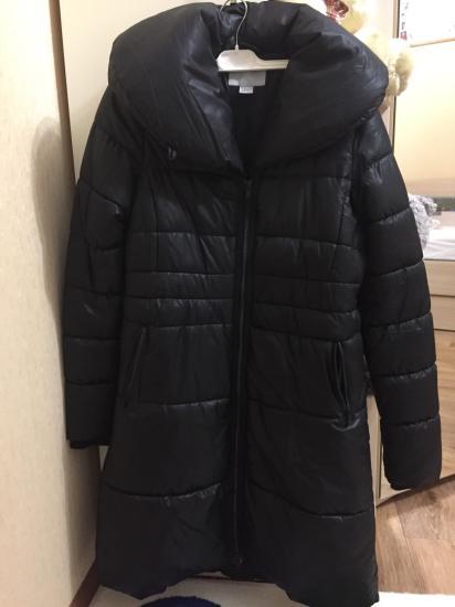 Пальто зимнее H&M, размер 44, 350