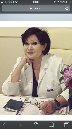 Dr. Xalidə Məmmədova Mama-Ginekoloq.