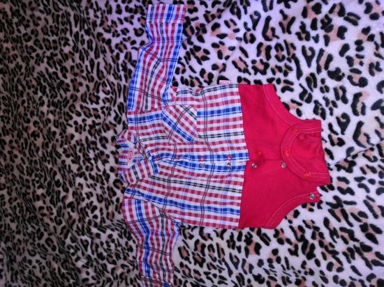 Рубашка 74 размер 200 рублей и