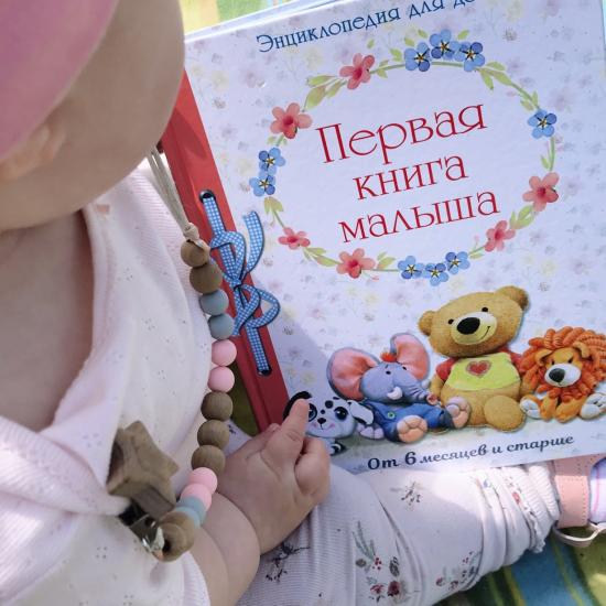 Спешу показать любимую книгу Алисы.