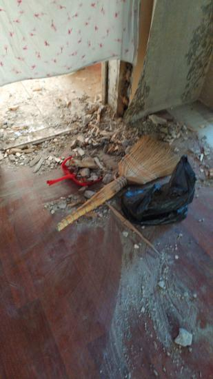 Даже не значительный ремонт в доме