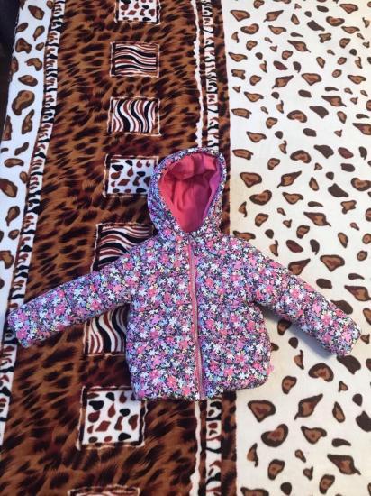 Детская курточка на флисе из mothecare