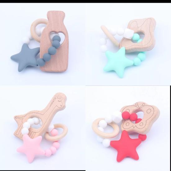 Грызунки браслеты из силиконовых