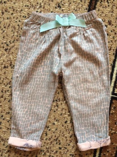 Фирменные штанишки Состояние идеальное