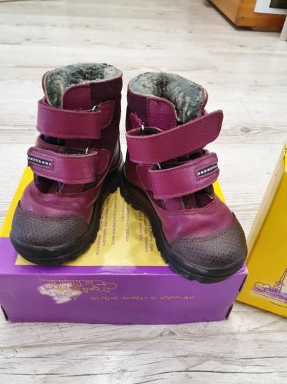 Зимние ботинки - все натуральное!!!!