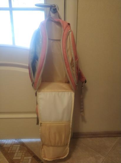 Продается мамский рюкзак, б/у недолго.
