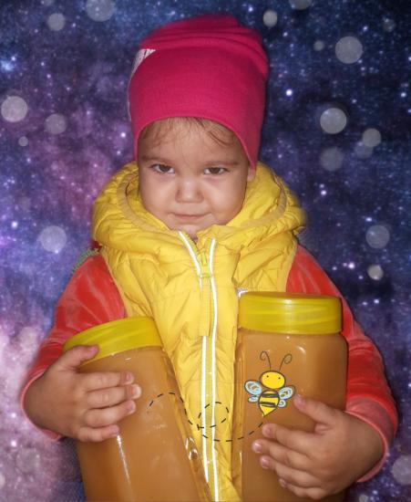 Какой вкусный и ароматный мед у