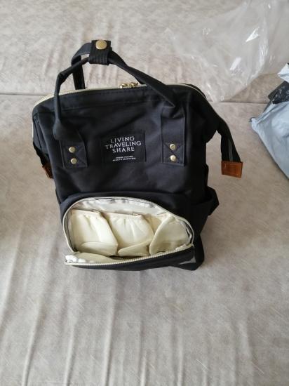 Пришла моя мамская сумка с Али👍 Хорошая,