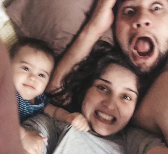 Обожаю наши семейные фото 😄