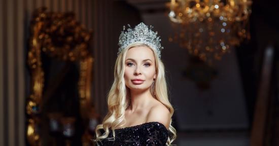 Екатерина Нишанова столкнулась