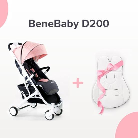 Прогулочная коляска BeneBaby D200