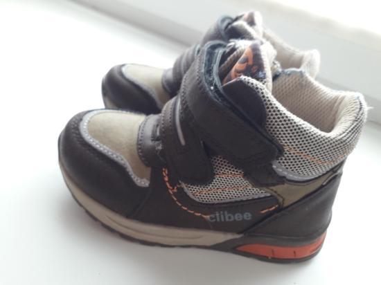Ботинки clibee  (весна-осень) Размер