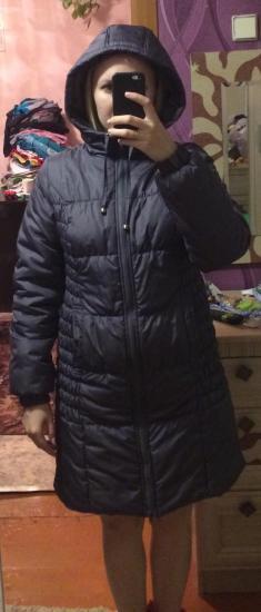 Курточка для беременных. Размер