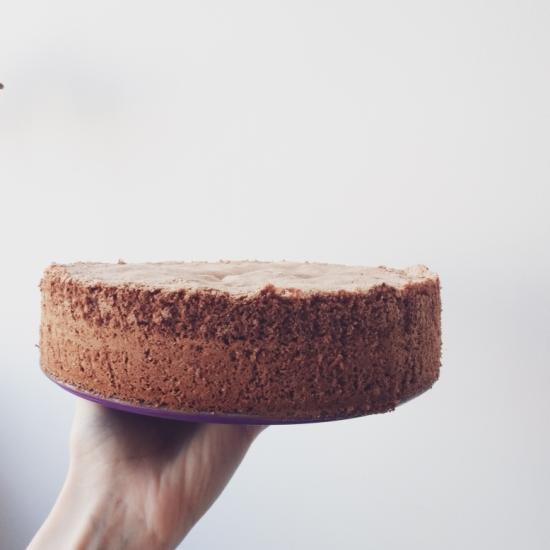 Шикарный бисквит для тортика, да