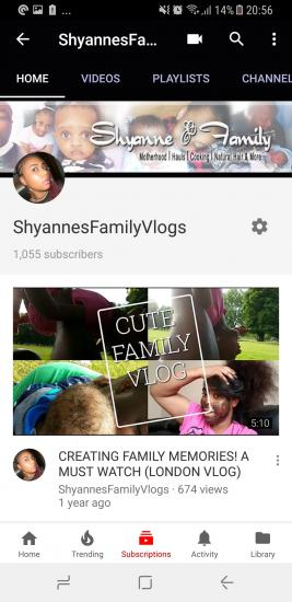 Ladies if you haven't already subscribed