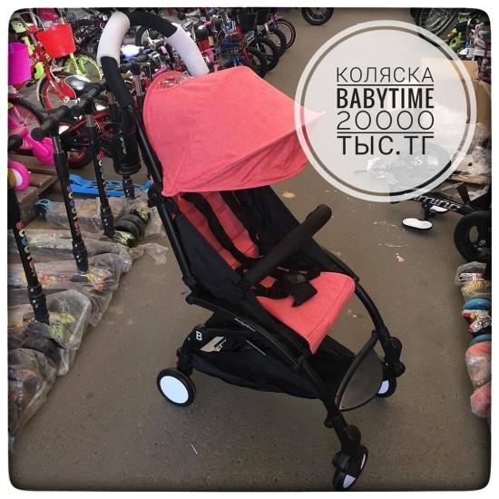 Коляска Babytime ЦЕНА 2️⃣0️⃣0️⃣0️⃣0️⃣тыс.тг ➖➖➖➖➖➖➖➖➖➖➖➖ Цвета