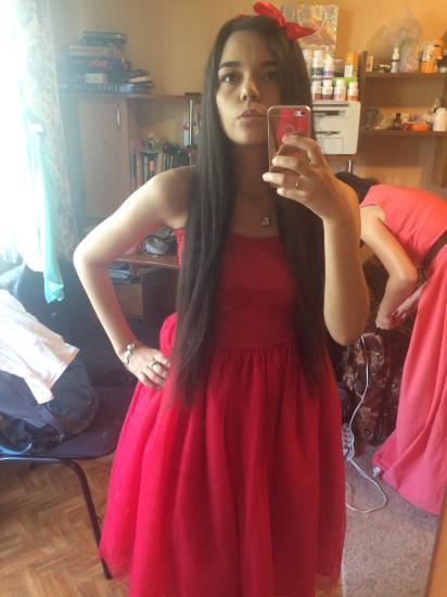 Шикарное платье фирмы Befree! Верх
