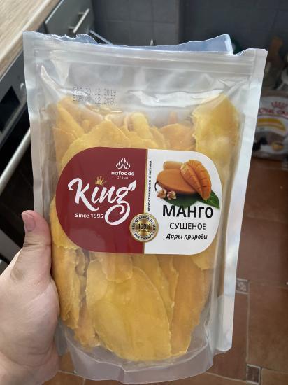 Для любителей манго...прям рекомендую